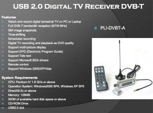 PLI-DVBT-A USB 2.0