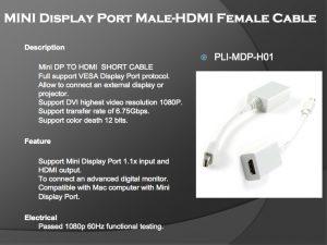 PLI-MDP-H01 MINI