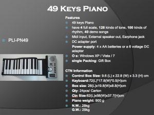 PLI-PN49 PIANO